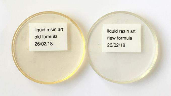 Liquid Resin Art