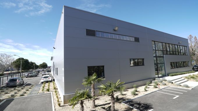 Resoltech usine at Rousset