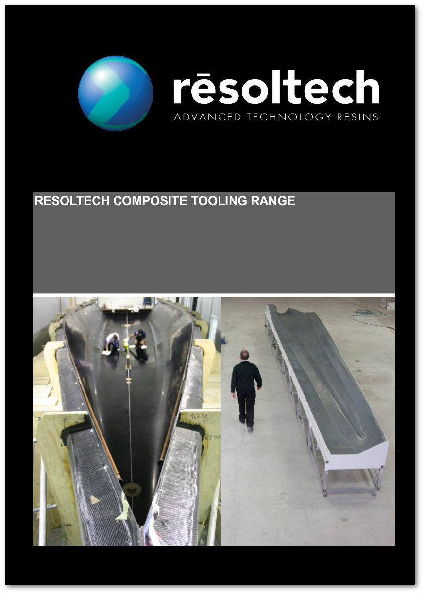 Noveau Resoltech brochure d'outillage