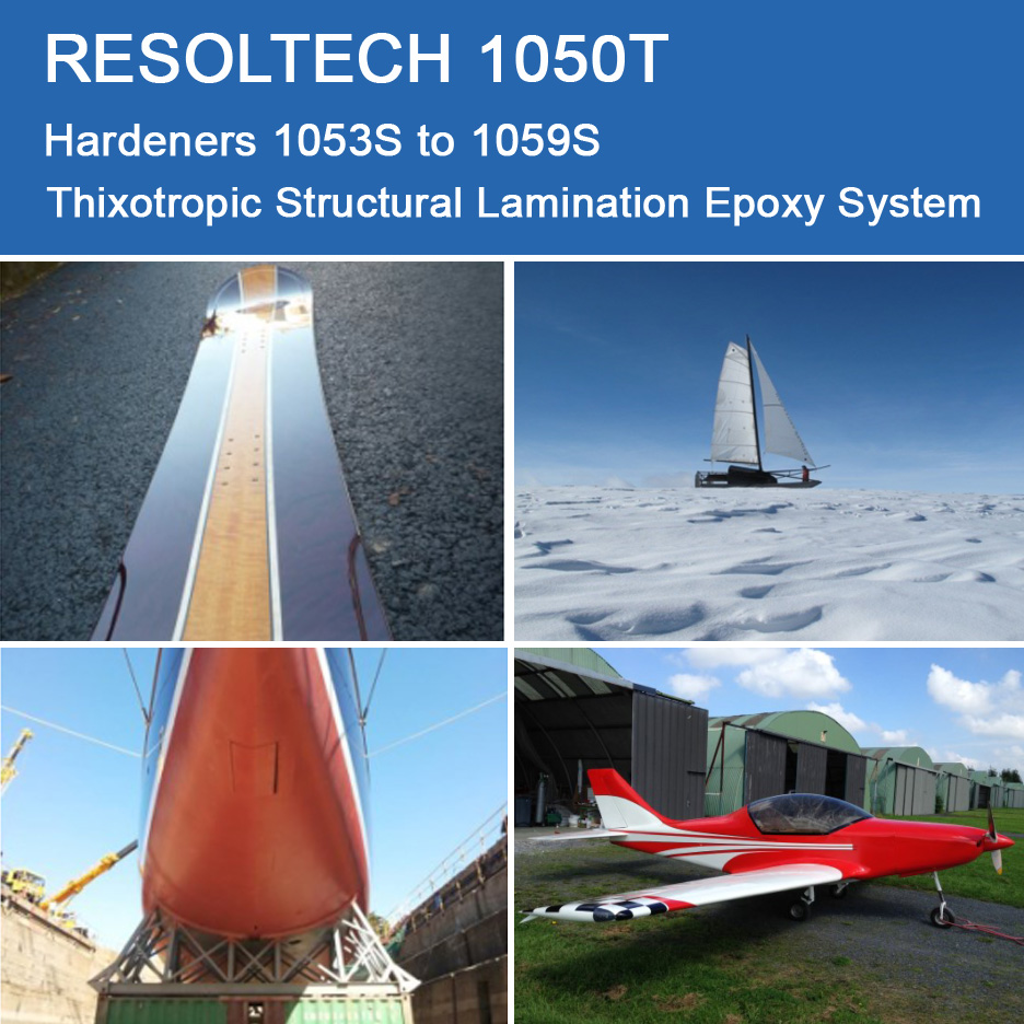 Applications of 1050T for Wet layup