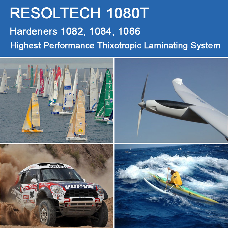 Applications of 1080T for