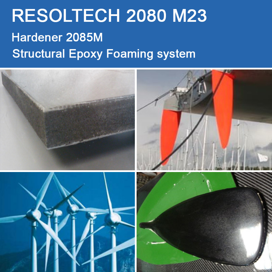 Applications of 2080 M23 for Casting and Foaming