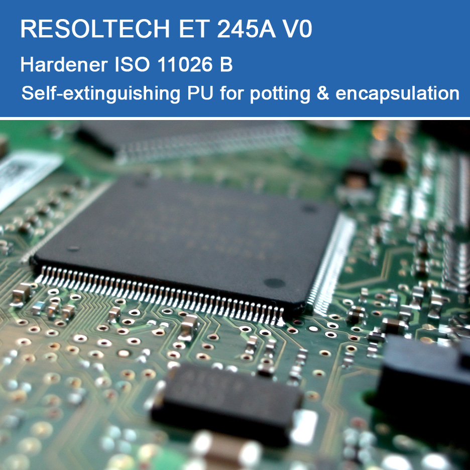 Applications of ET 245 for