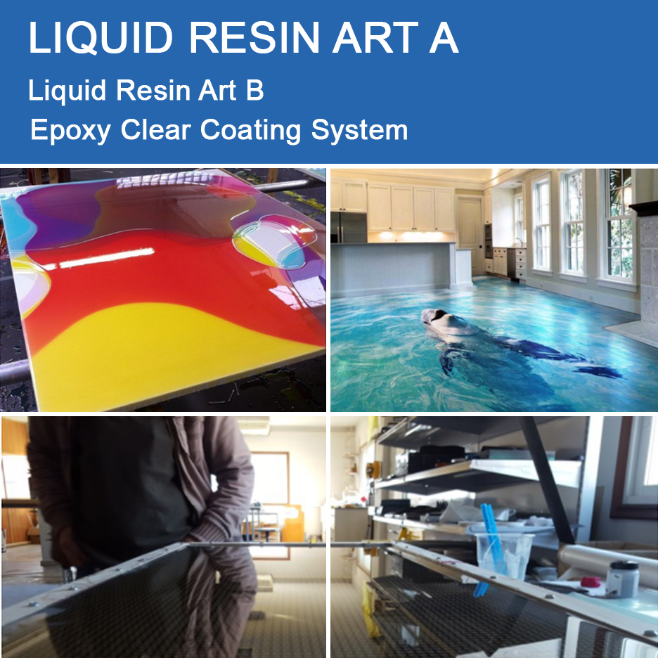 Applications of Liquid Resin Art A for Primers, Paints and Varnish