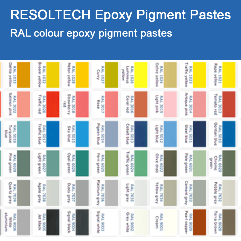 Applications of Pigments for