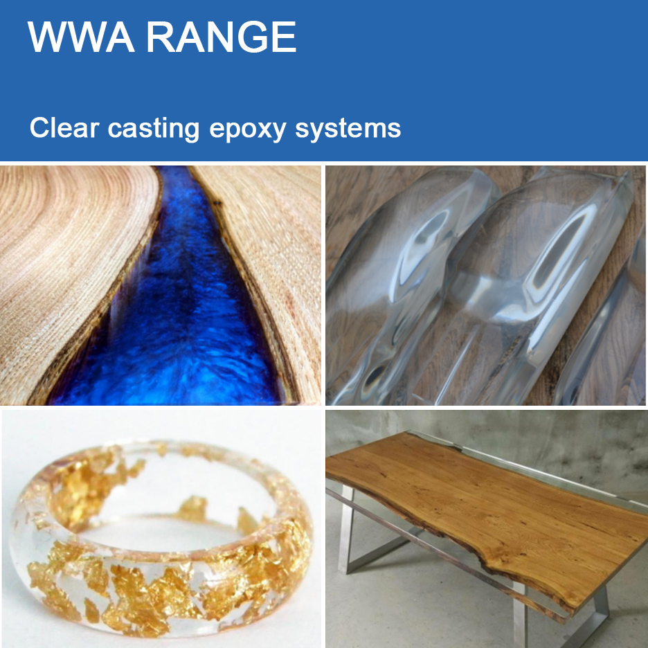 Applications of WWA Range for Casting