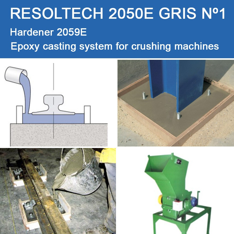 Applications of 2050E GRIS Nº1 for