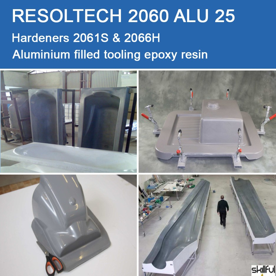 Applications of 2060 ALU 25 for Casting